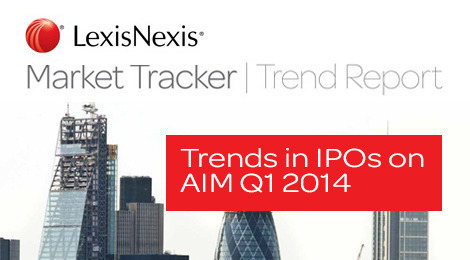 Lexis PSL Market Tracker report suggests 2014 will be a buoyant year for AIM and the IPO market