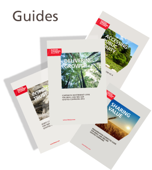Download our pdf guides - free for members