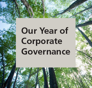 2018 - the year of Corporate Governance comes of age