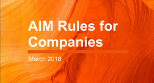AIM companies to be required to apply a recognised corporate governance code